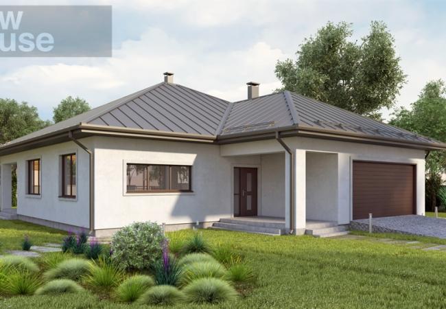 Каталог проектов домов - Дома для одной семьи - Māja LM5