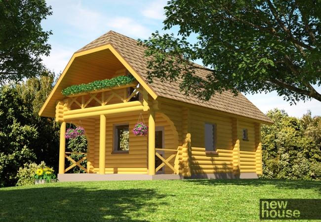 Каталог проектов домов - Бани - PIRTS LĪGA