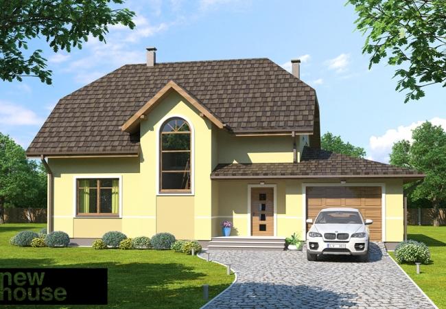 Каталог проектов домов - Дома для одной семьи - SIMENS