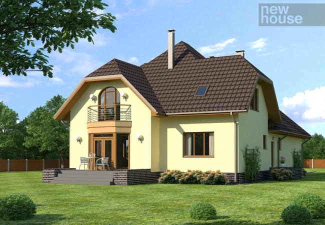 Māju projektu katalogs - Vienas ģimenes mājas - JŪRMALA