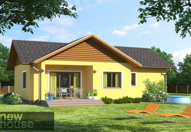 Māju projektu katalogs - Vienas ģimenes mājas - RUTA