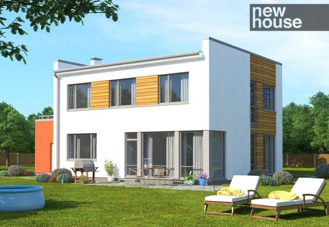 Каталог проектов домов - Дома для одной семьи - VIKA