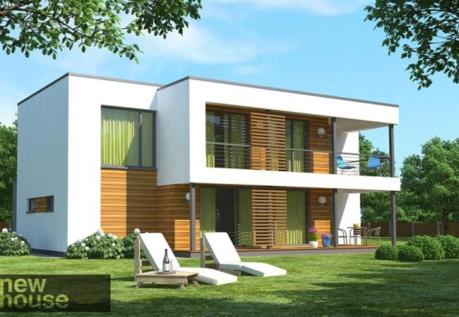 Каталог проектов домов - Дома для одной семьи - FREGO