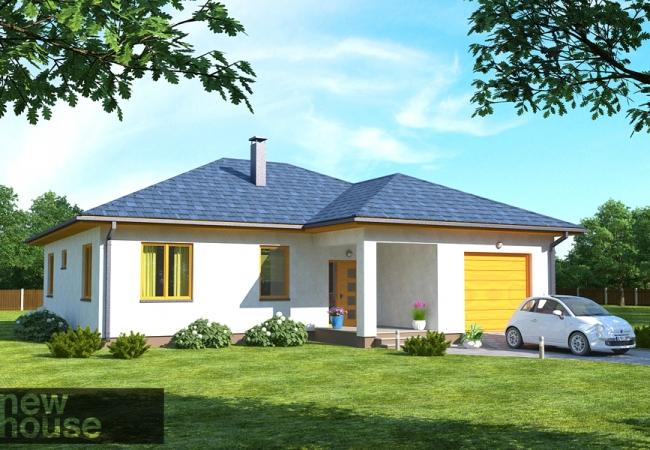 Каталог проектов домов - Дома для одной семьи - BALDONE