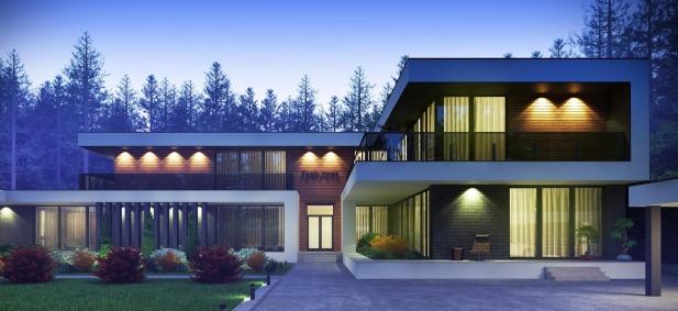 Arhitektūras biroja New House priekšrocības