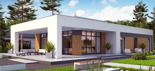 Viena vai divstāvu māju projekti? Izvēlamies stāvu skaitu
