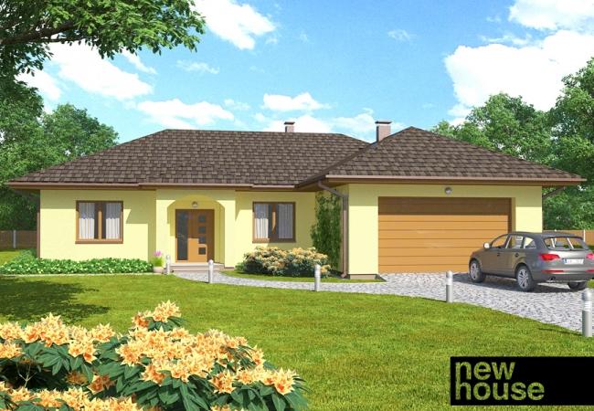 Каталог проектов домов - Дома для одной семьи - SIMONA